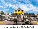 Thai Temple Of Buddhism  Wat...
