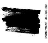 grunge black abstract textured... | Shutterstock .eps vector #388501600