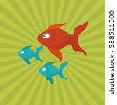 animal shop design  | Shutterstock .eps vector #388511500
