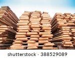 Sawn Timber Wood Lumber Industry