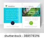 brochure  leaflet  magazine... | Shutterstock .eps vector #388578196