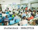 blurred image of patient... | Shutterstock . vector #388629526