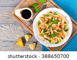 Tasty Penne Pasta Salad With...