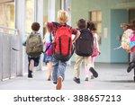 Group Of Elementary School Kid...