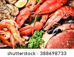 Fine Selection Of Crustacean...