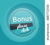 round button. banner for your... | Shutterstock . vector #388772530