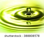 Liquid Water Droplet