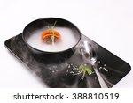 molecular cuisine. delicious...   Shutterstock . vector #388810519