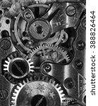 Clockwork Old Mechanical Ussr...