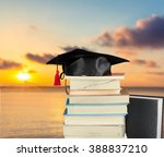 graduation. | Shutterstock . vector #388837210