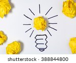 concept for innovation ... | Shutterstock . vector #388844800