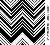 seamless zigzag pattern.... | Shutterstock .eps vector #388848064