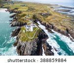 Aerial Of The Fanad Head...