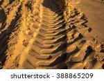 Embossed Trail Excavator Tracks ...