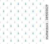 raindrop design | Shutterstock .eps vector #389003029