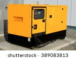 Yellow Auxiliary Diesel...