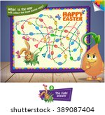 visual game for children  game ... | Shutterstock .eps vector #389087404