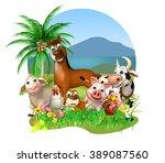 3d rendered illustration of... | Shutterstock . vector #389087560