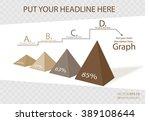 creative 3d vector infographics ... | Shutterstock .eps vector #389108644