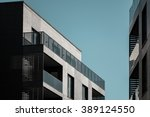 architectural abstractions | Shutterstock . vector #389124550