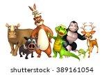 3d rendered illustration of... | Shutterstock . vector #389161054