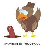 sparrow   Shutterstock .eps vector #389259799