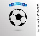football  icon vector eps 10...