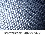 Abstract Honeycomb Background....