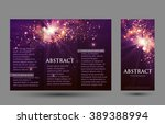design templates collection for ... | Shutterstock .eps vector #389388994