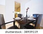 detail of a modern set up... | Shutterstock . vector #38939119