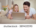Young Couple Spending A...