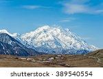 Denali National Park  Alaska ...