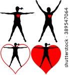 lifestyle   fitness | Shutterstock .eps vector #389547064