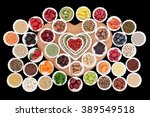 Superfood Collection In Heart...