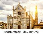 Basilica Di Santa Croce On The...