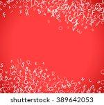 abstract white alphabet...   Shutterstock .eps vector #389642053