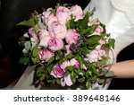 bridal image  splendid and... | Shutterstock . vector #389648146