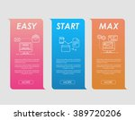 set vertical web banners. price ...