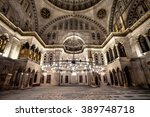 Blue Mosque Interior. Also Kno...
