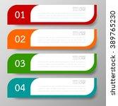 banners template design... | Shutterstock .eps vector #389765230