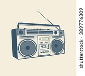 Tape Recorder  Cassette...