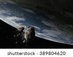 view on illuminated beautiful...   Shutterstock . vector #389804620
