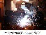 Welder Worker Profession