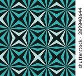 vector modern seamless sacred... | Shutterstock .eps vector #389840644