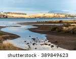 scenic along the route on the...   Shutterstock . vector #389849623