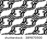 vector illustration. seamless... | Shutterstock .eps vector #389870500