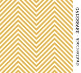 zigzag yellow pattern. wave... | Shutterstock .eps vector #389883190