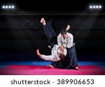 Fight Between Two Aikido...