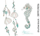 Sea Boho Collection Cards In...