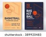 Basketball Tournament Sports...